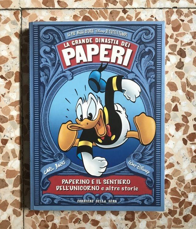 Corsera - La Grande Dinastia dei Paperi (Carl Barks Library)