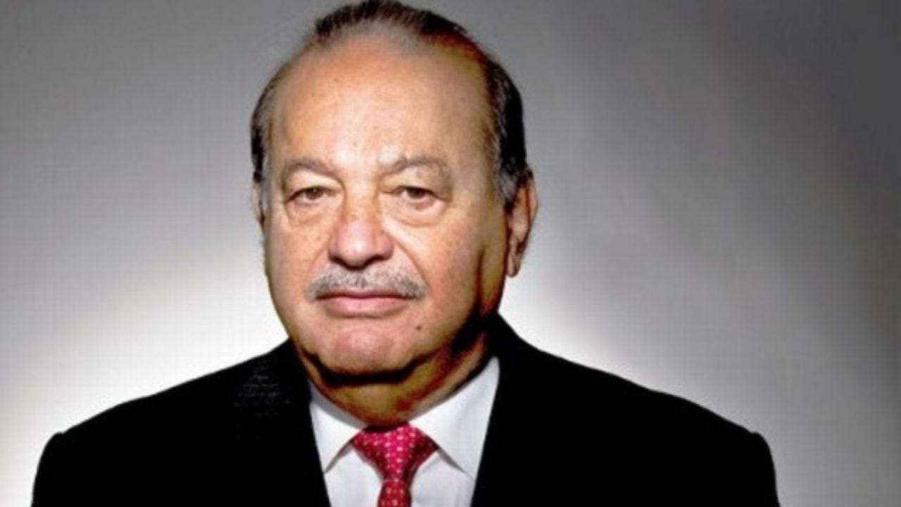 Carlos Slim Helú, Mexico's Richest Tycoon, is a Study in Business Acumen -  Aztec Reports