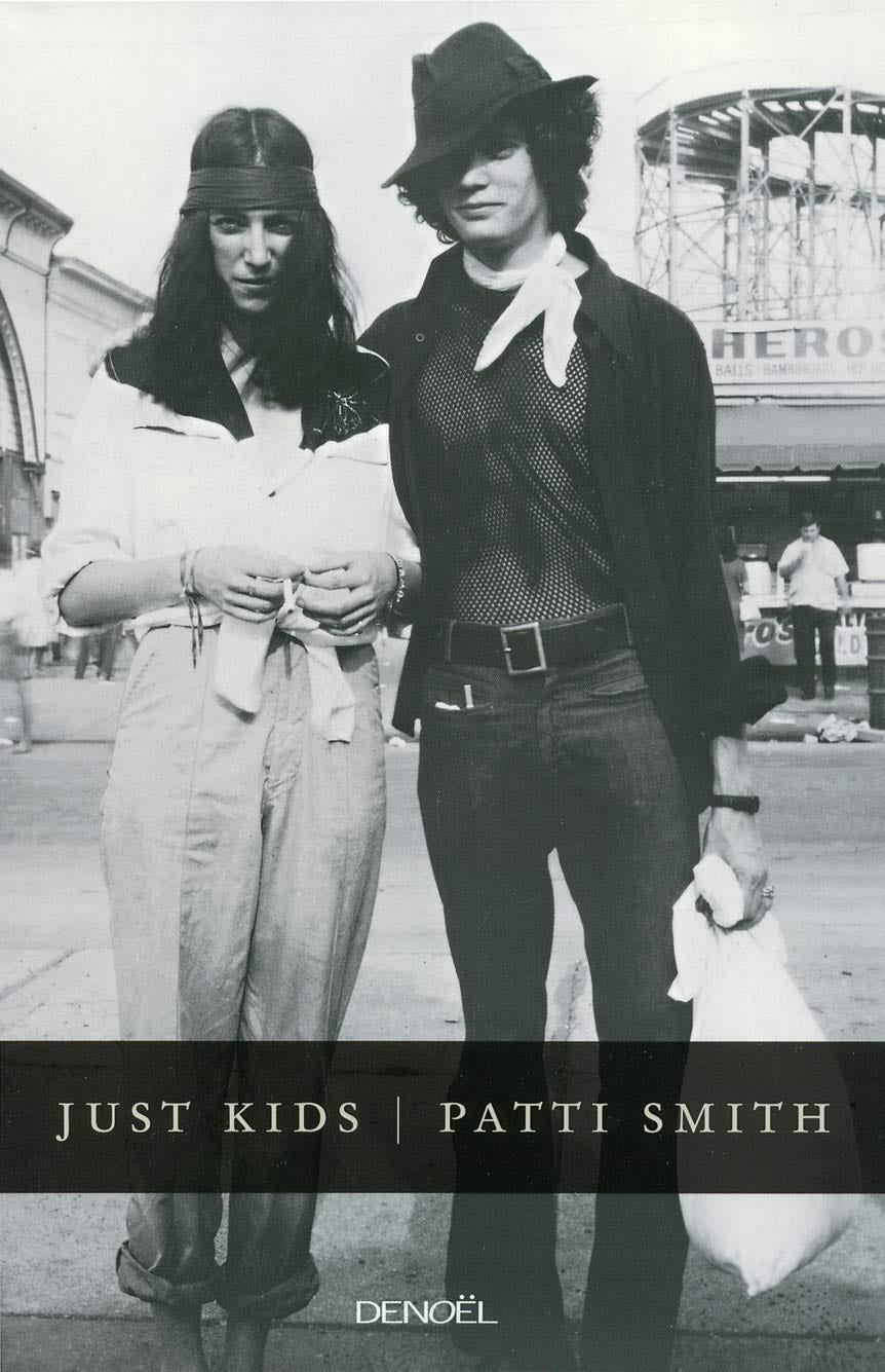 Just Kids: Amazon.fr: Smith,Patti, Esquié,Héloïse: Livres