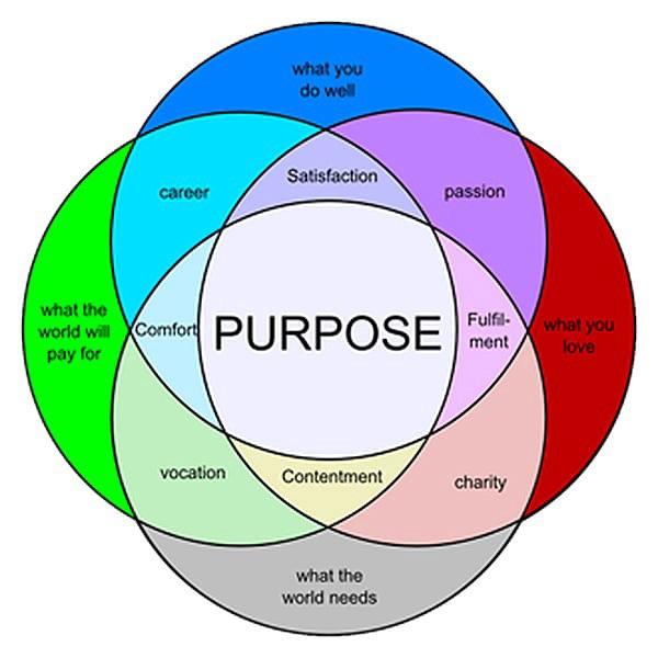 Ikigai—purpose