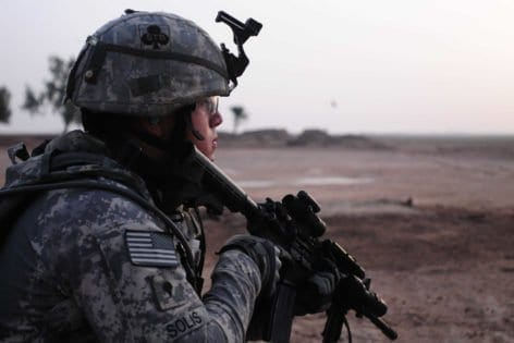 Operation Iraqi Freedom, the old buddy that keeps showing up