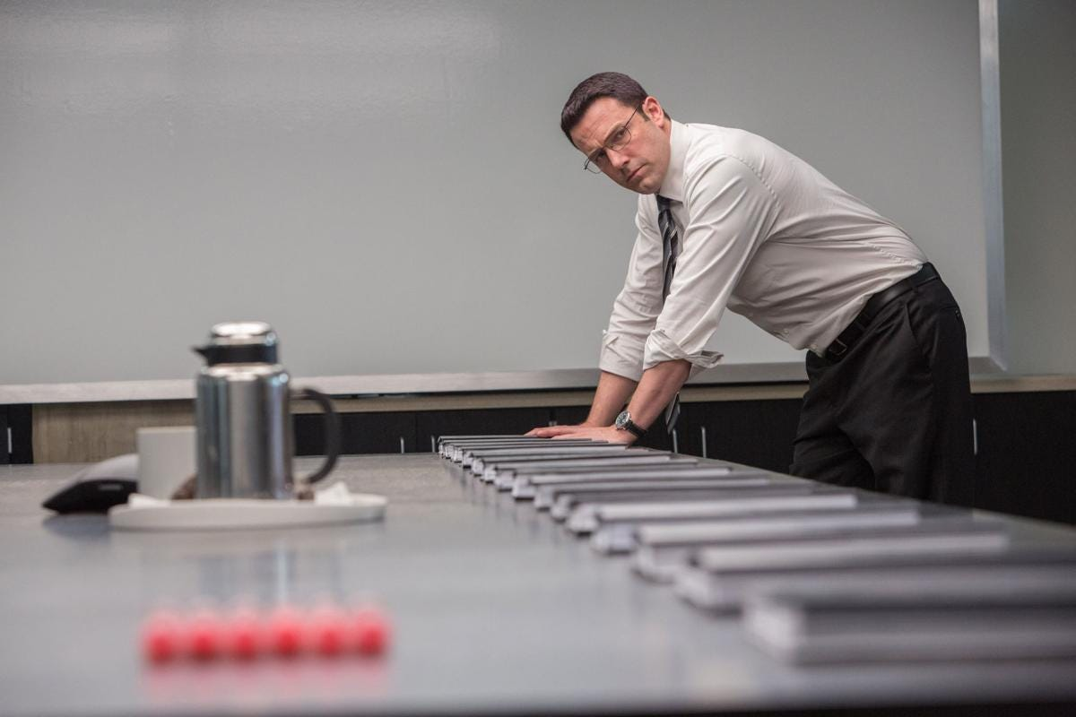 DVD REVIEW: Ben Affleck finds action in 'The Accountant' | Movies |  siouxcityjournal.com
