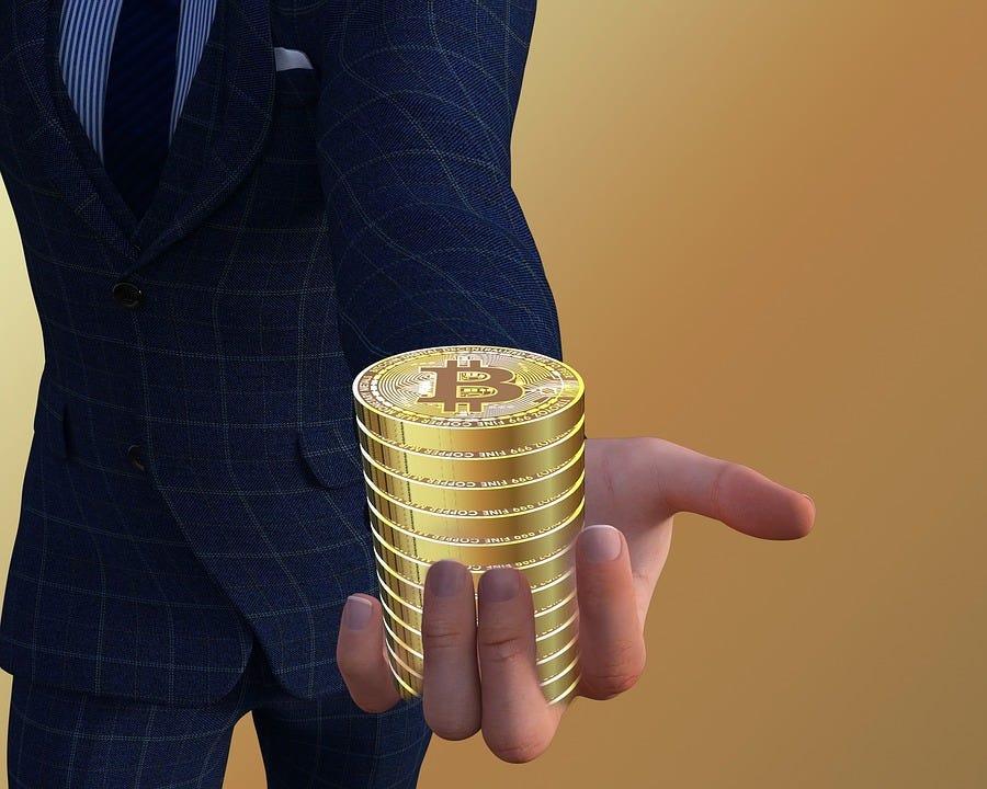 Company, Money, Wealth, Perfomance, Savings, Blockchain