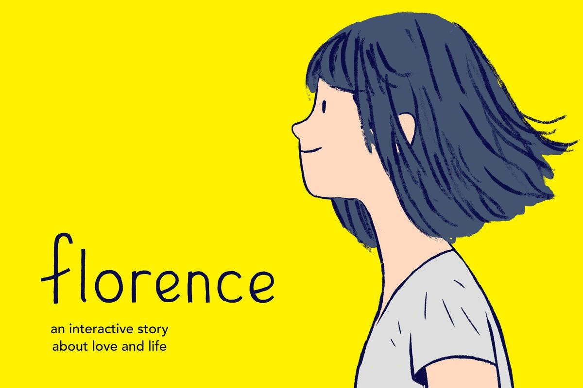 Florence is a game about love from the designer behind ...
