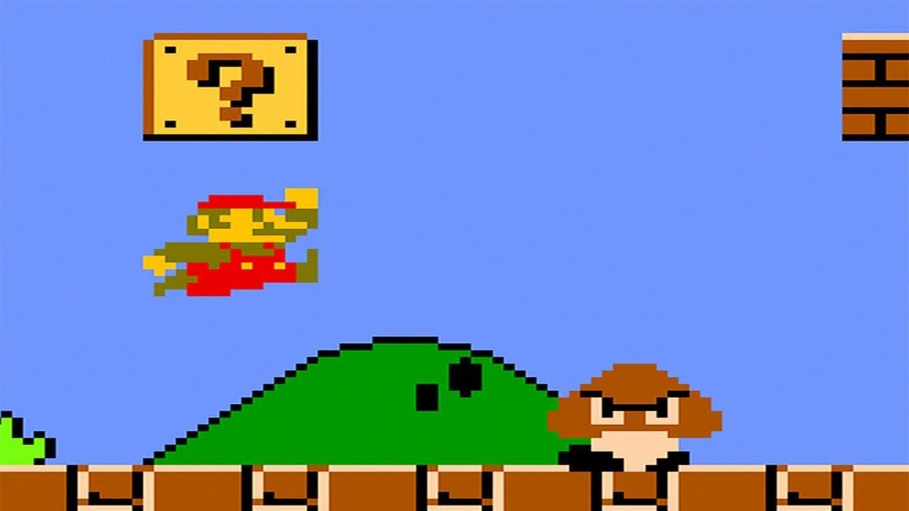 Super Mario Bros. - Full Game Walkthrough - YouTube