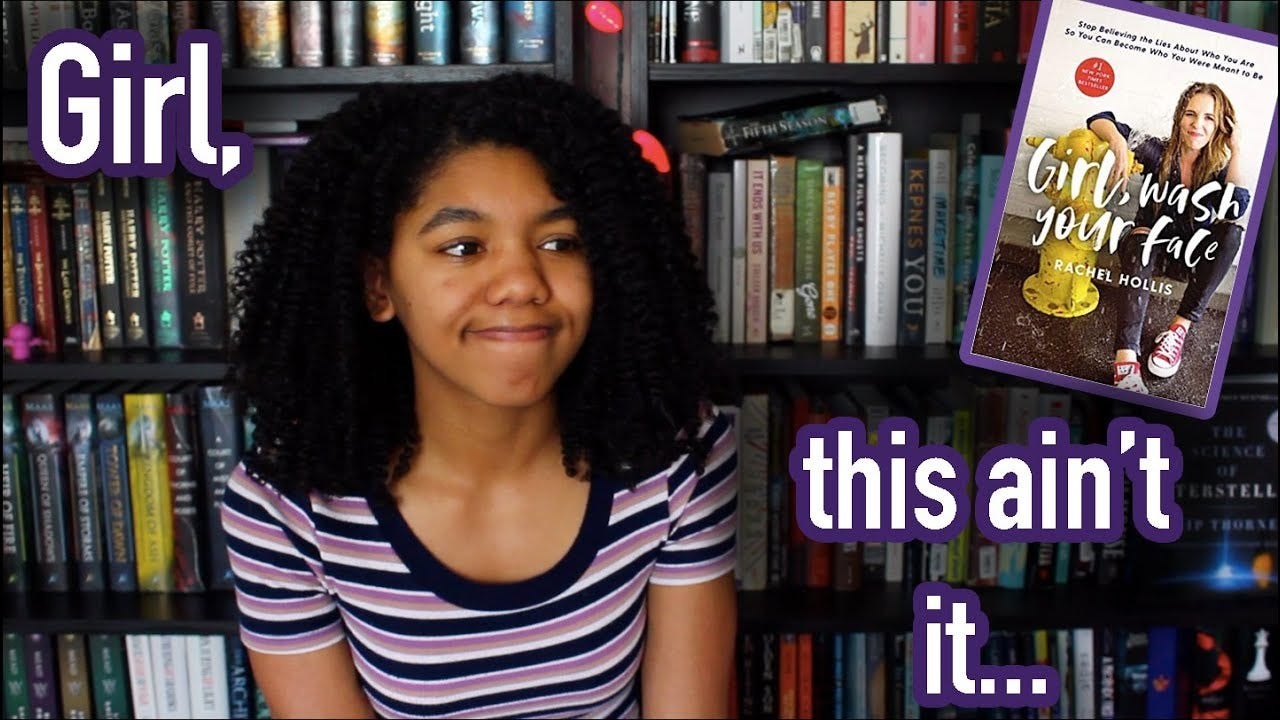 Girl, Wash Your Face: Book Review - YouTube