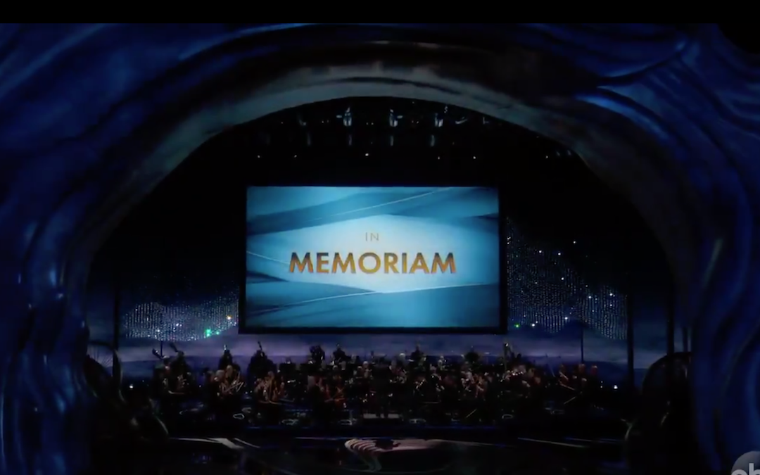 Recapping The In Memoriam Segment For The 2019 Oscars | Oscars