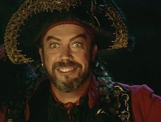 Long John Silver (Muppets) | Villains Wiki | Fandom