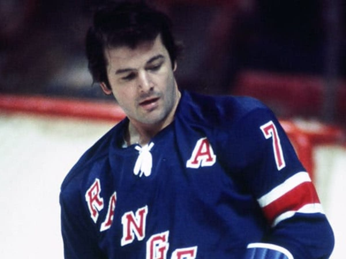Rangers Legend Rod Gilbert Passes Away at 80 - The Hockey News on Sports  Illustrated