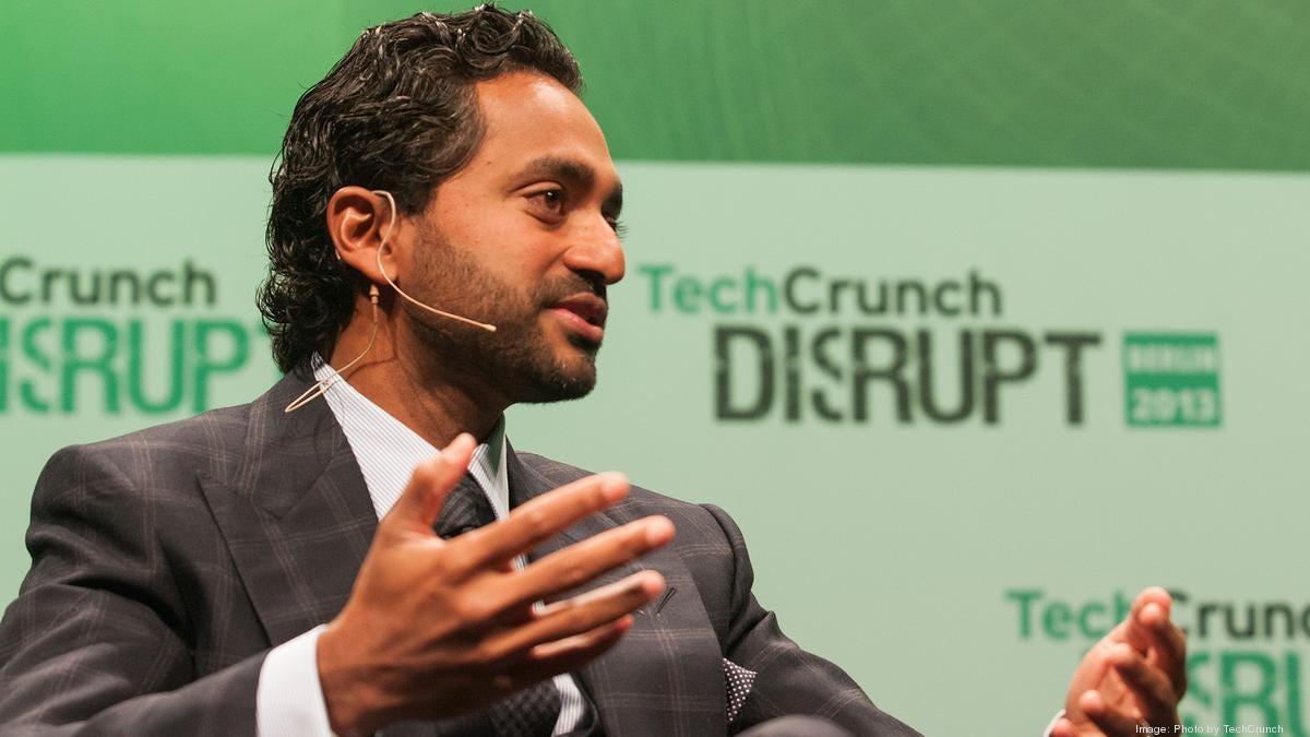 Social Capital founder Chamath Palihapitiya on what Apple, Warren Buffett  and Facebook critics get wrong - Silicon Valley Business Journal