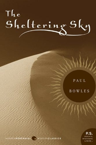 The Sheltering Sky - Kindle edition by Bowles, Paul. Literature & Fiction  Kindle eBooks @ Amazon.com.