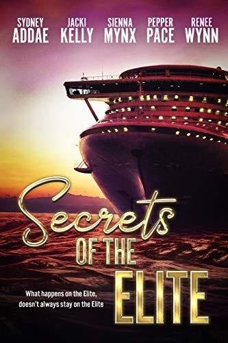 Secrets of the Elite by [Pepper Pace , Sydney Addae, Jacki Kelly, Sienna  Mynx, Renee Wynn]