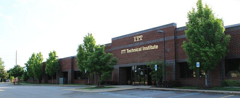File:ITT Technical Institute campus Canton Michigan.JPG