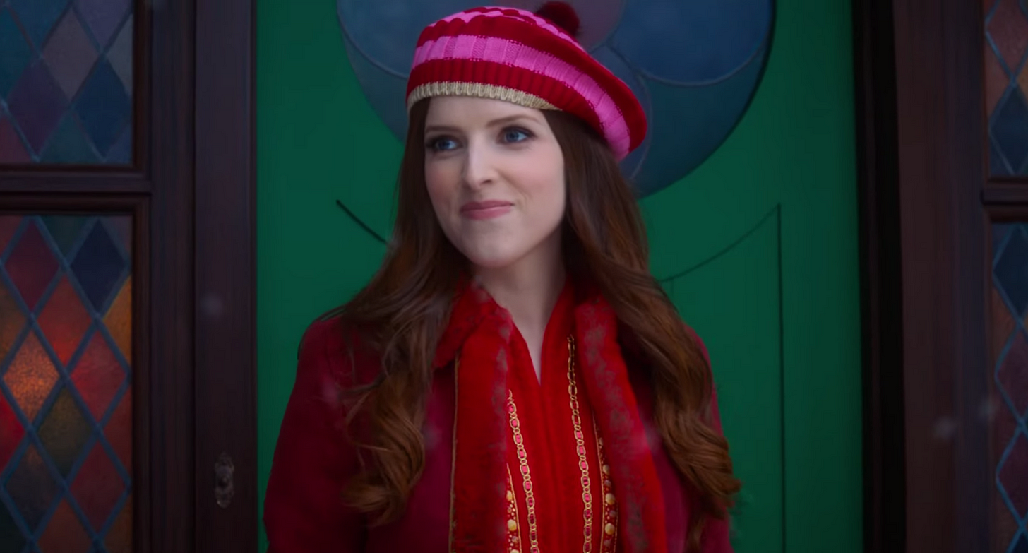 Image result for NOEL DISNEY anna kendrick
