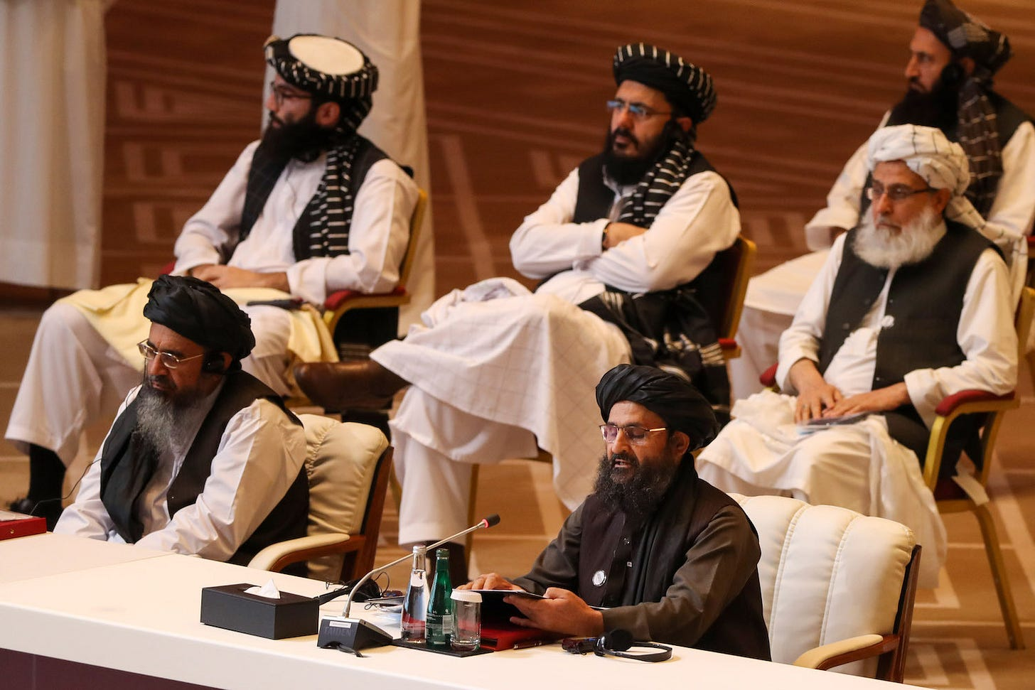 Long a Peripheral Player in the Afghan Peace Process, India Has Come Around  to Talking to the Taliban