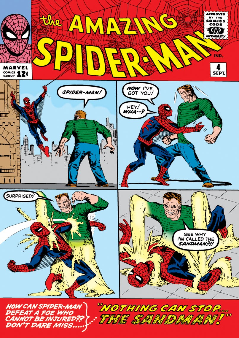 The Amazing Spider-Man (1963) #4 | Comic Issues | Marvel