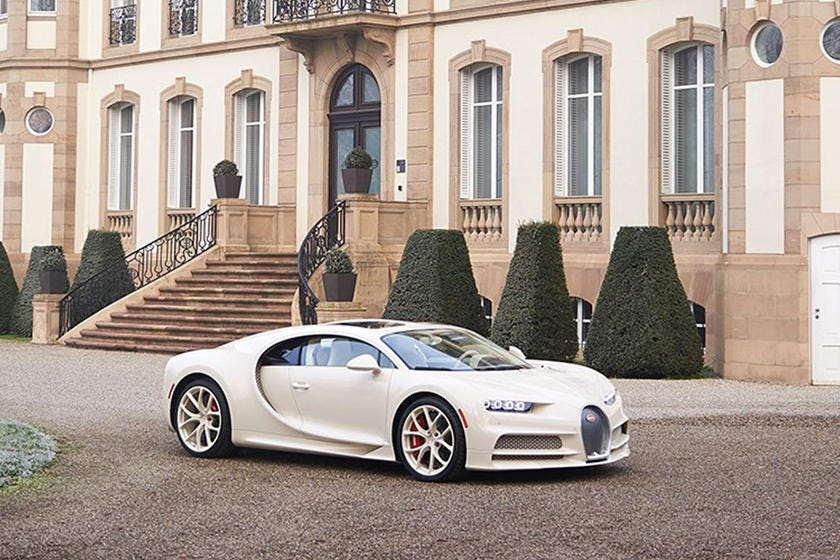 The Exquisite Bugatti Chiron Hermes Edition Looks Worth The Wait | CarBuzz