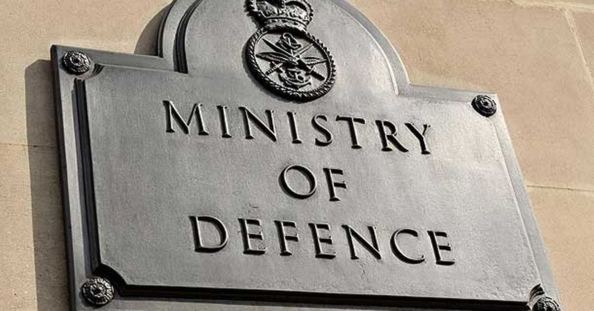 Ministry of Defence - Latest news updates, pictures, video, reaction - The  Mirror