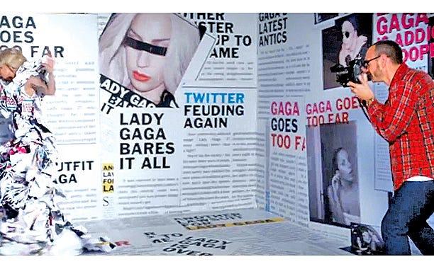 Lady Gaga Video