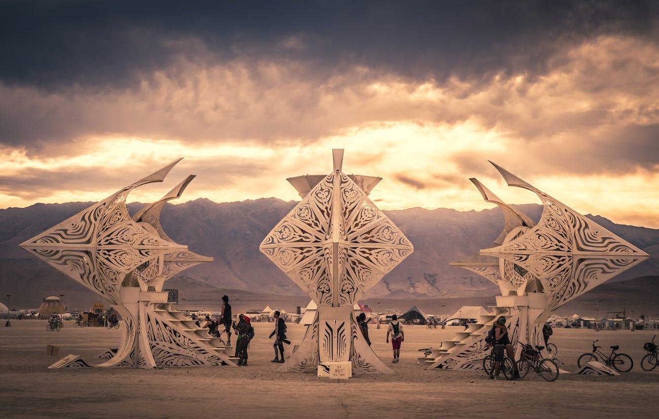 Burning Man 2016 Andrew Jorgensen Art Of Burning Man 1