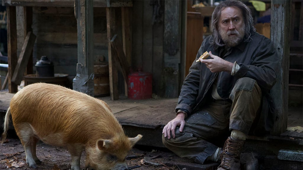 Nicolas Cage Searches for Beloved Stolen Pig in New Trailer – The Hollywood  Reporter