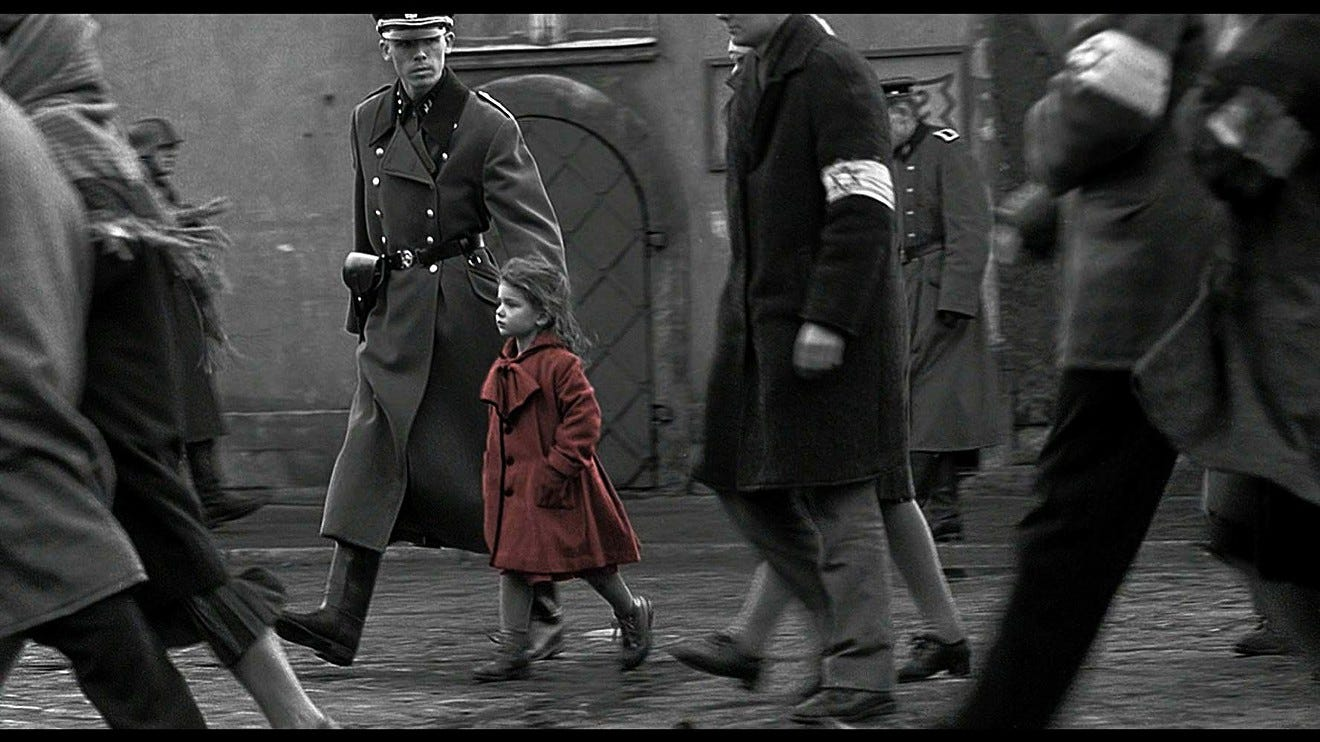 Schindler's List Just as Powerful as It Was 25 Years Ago   Dallas Observer