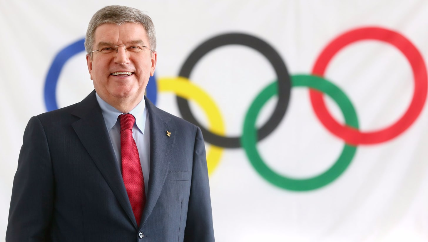 New Year Message 2018 from IOC President Thomas Bach - Olympic News