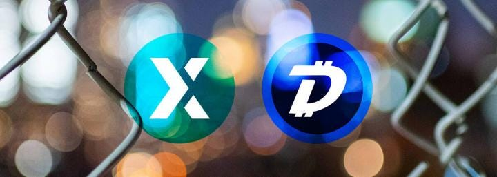 DGB gets delisted from Poloniex hours after DigiByte founder criticizes Tron