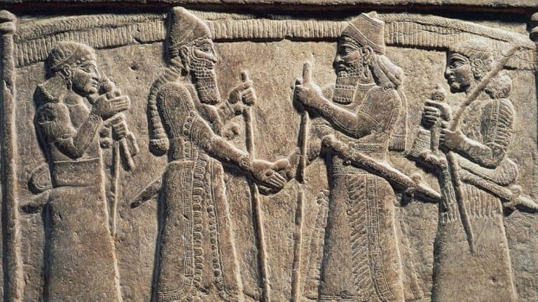 The History of the Handshake - HISTORY