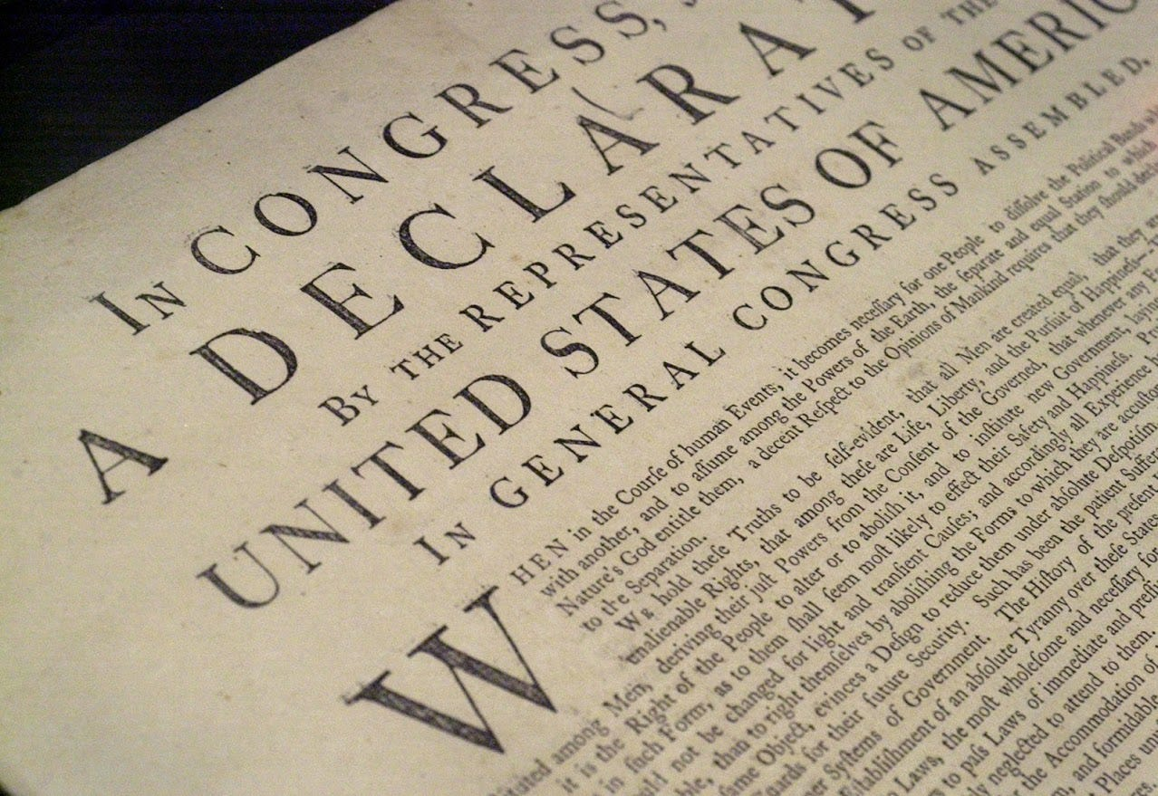 Of Course the Declaration Is Law