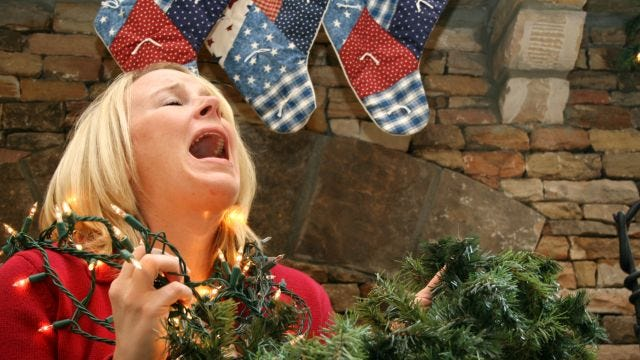 How to get better at handling stress during the holiday and beyond