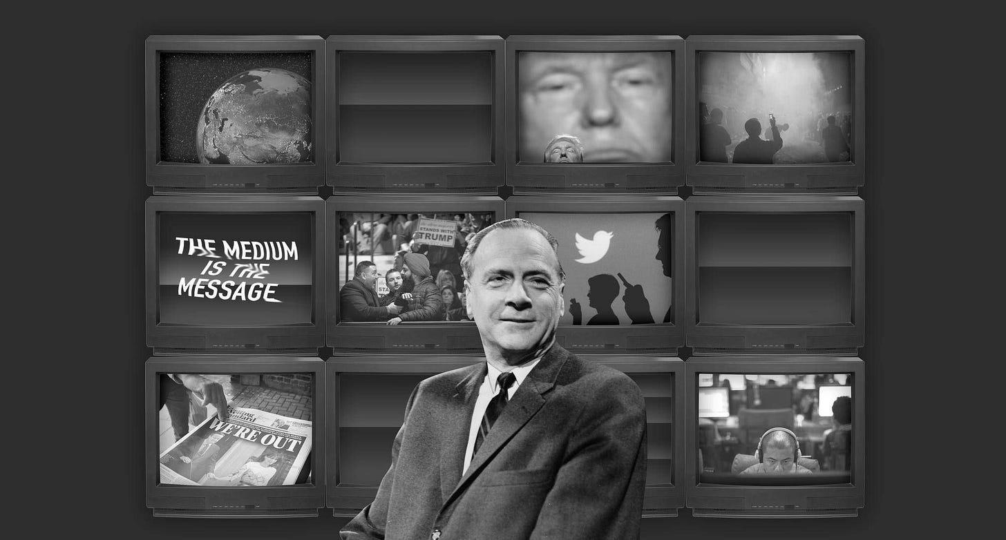 Douglas Coupland on Marshall McLuhan's prescience in modern ...