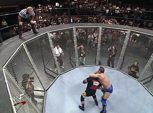Lion's Den WrestleMania 36