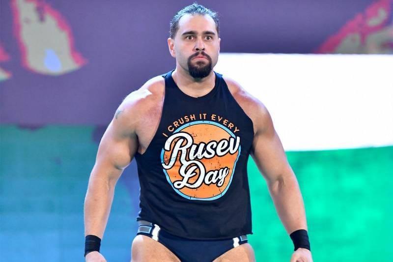 Rusev WrestleMania 36