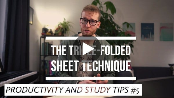 How I Prioritise Tasks | Productivity and Study Tips #5