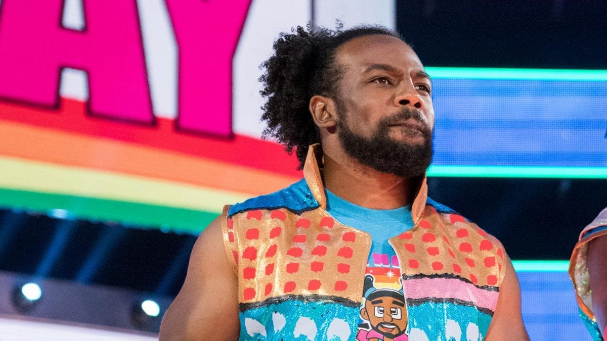Xavier Woods WrestleMania 36