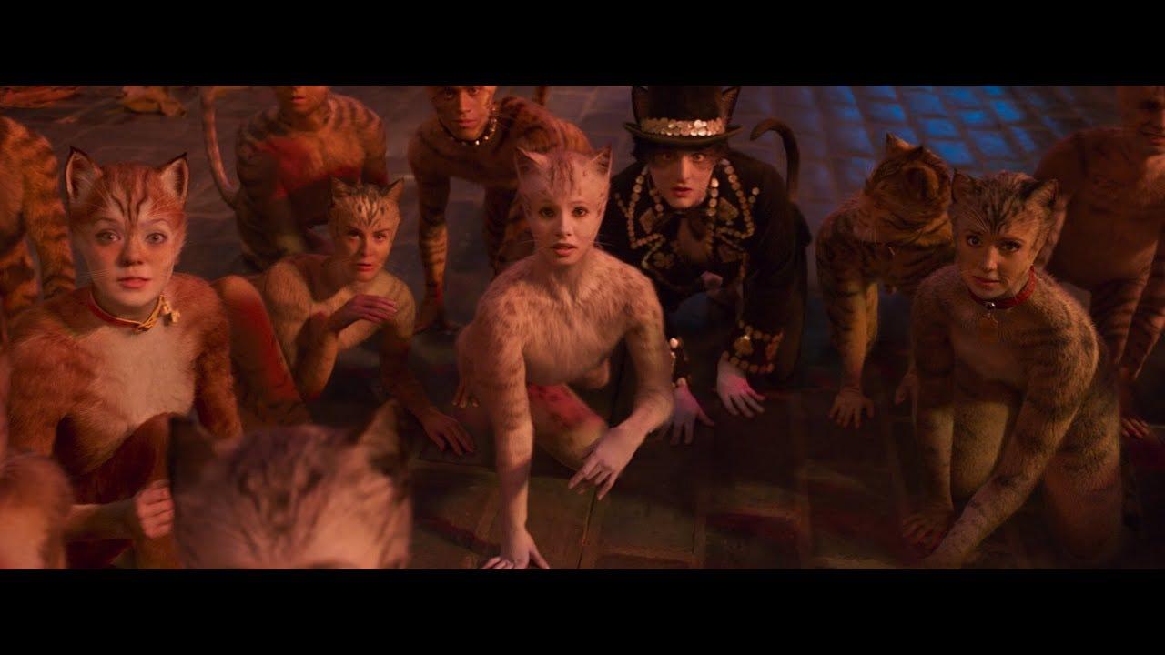 CATS (2019) Movie Trailer #2 - YouTube