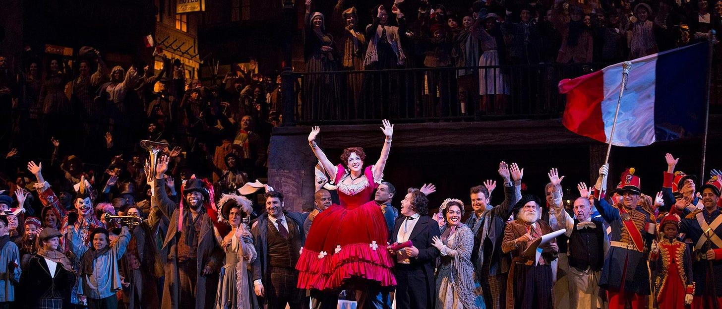 Image result for met opera la boheme