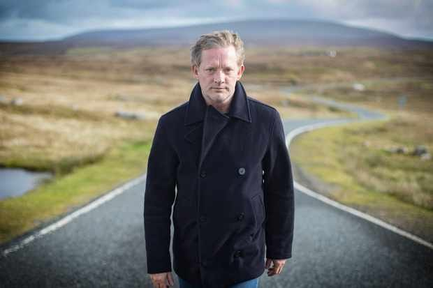 Douglas Henshall in Shetland on BBC One