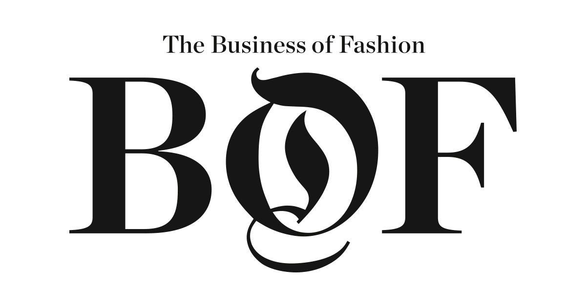 Image result for business of fashion