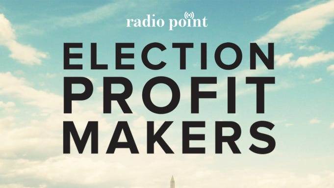 Political Podcast 'Election Profit Makers' Returns For 2020 Run ...