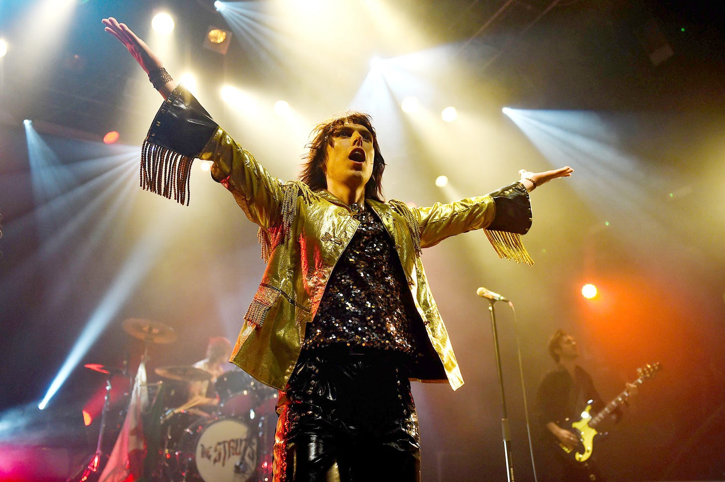 The Struts Announce Headlining North American Tour - Rolling Stone