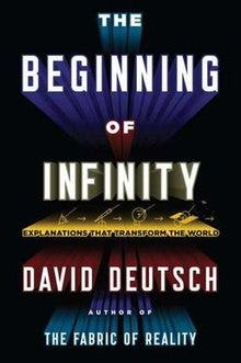 Image result for david deutsch beginning of infinity