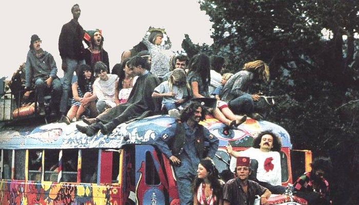 San Franciso Summer of Love | Presidio of San Francisco History
