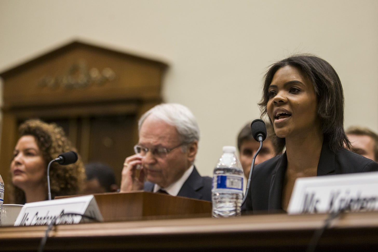 Image result for candace owens, house hearing