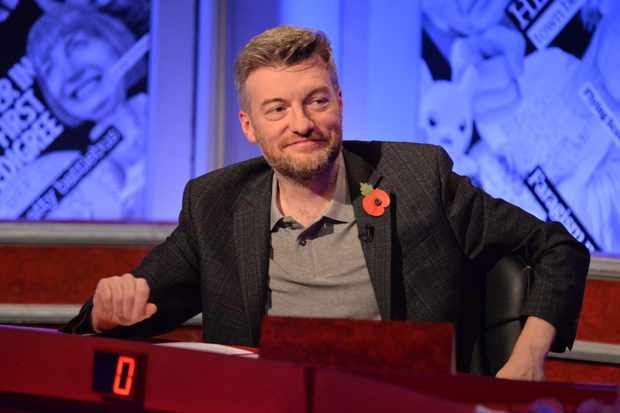 HIGNFY Series 52 - RX6 - Charlie Brooker (2)
