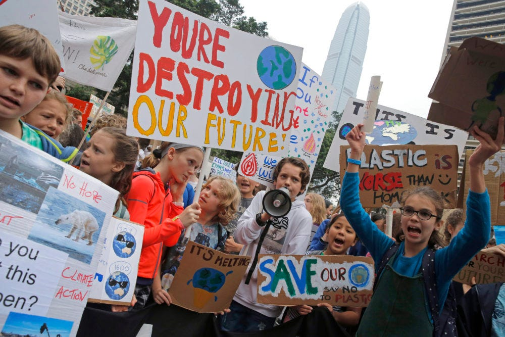 Image result for climate protests