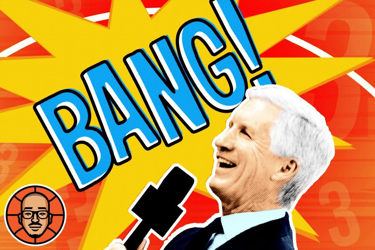 """An Ode to Mike Breen's """"Bang!""""—the Best Play Call in All of Sports ..."""