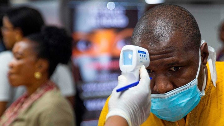 Coronavirus: South Africa's President Ramaphosa warns of crisis ...