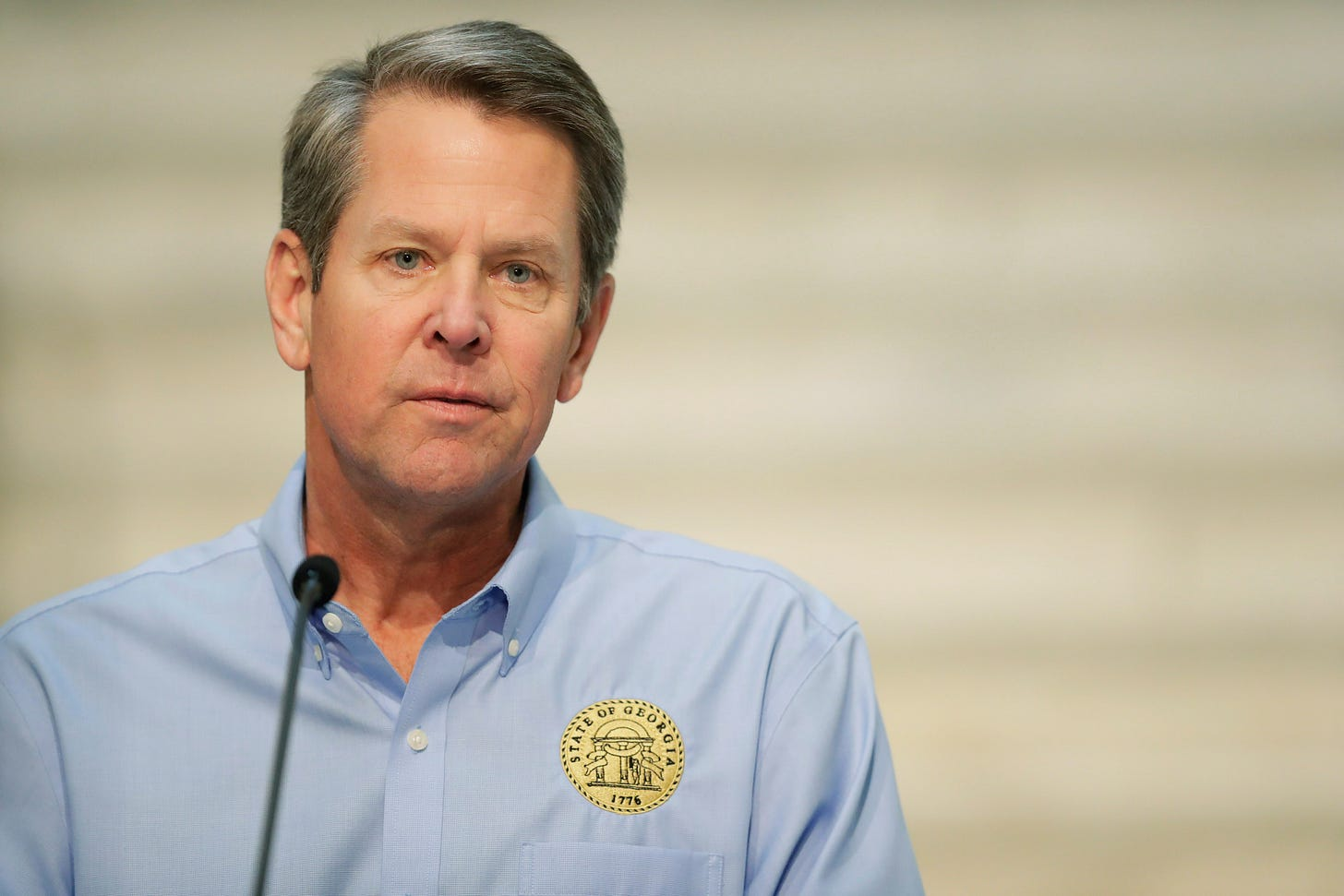 Where Does Brian Kemp Go For an Apology?